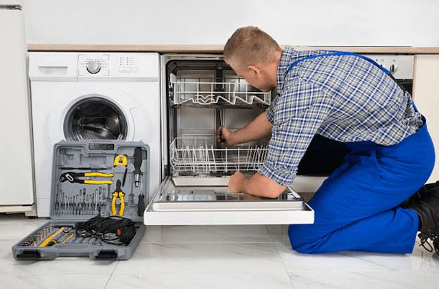 dishwasher repairman college station
